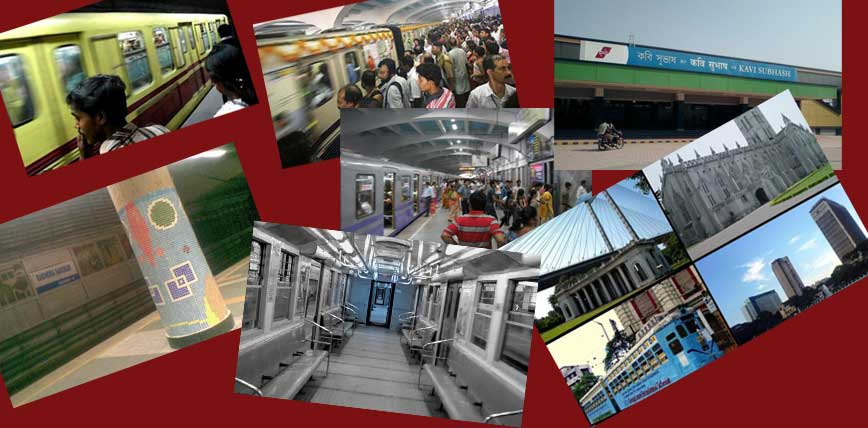 12 Interesting Facts of Kolkata Metro